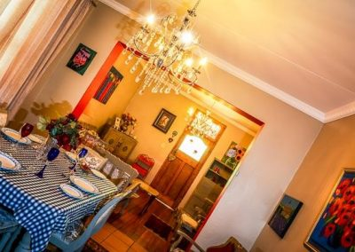 French Affaire Guesthouse Parys-
